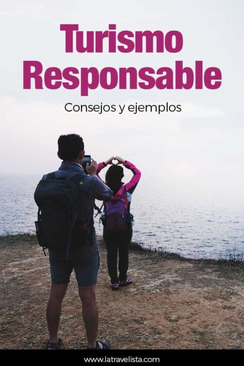 Consejos para un turismo responsable