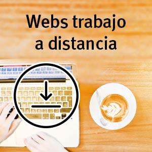 Webs para encontrar trabajo remoto