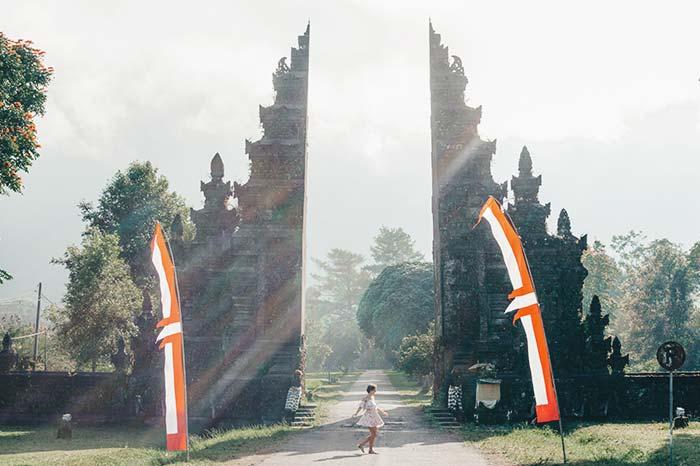 Puerta de Handara Golf Bali resort