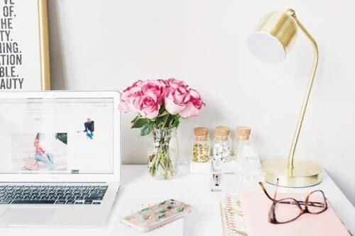 Creación de blogs como asistente virtual