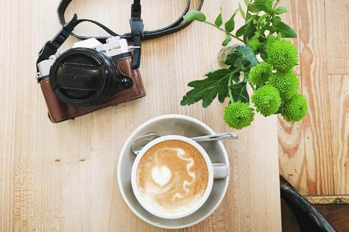 pequeñeces que hacen feliz - olor a café