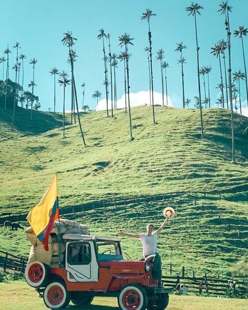 Colombia, país barato para viajar