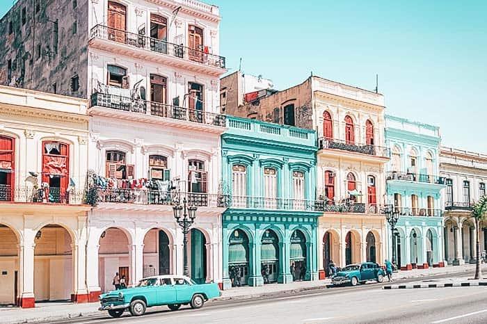 visita Cuba gastando poco