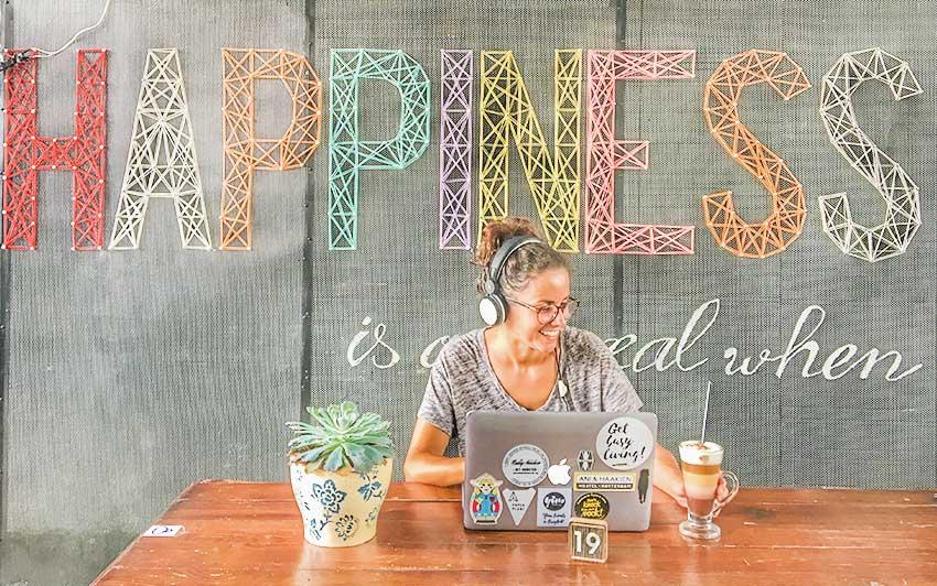 Cosas simples que te hacen feliz