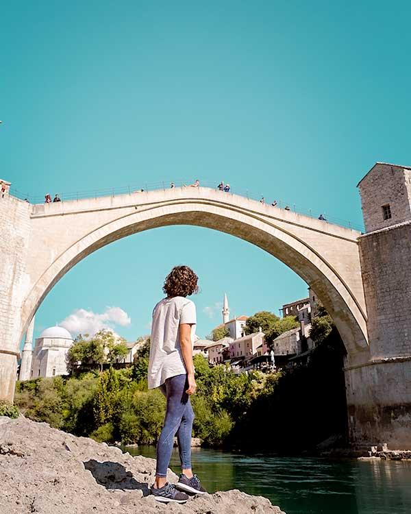 Mostar, en Bosnia Herzegovina