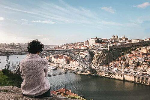 bello Porto en Portugal