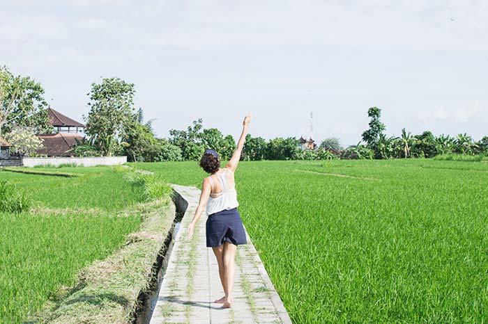 Terrazas de arroz