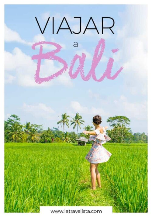 Viajar a Bali Indonesia