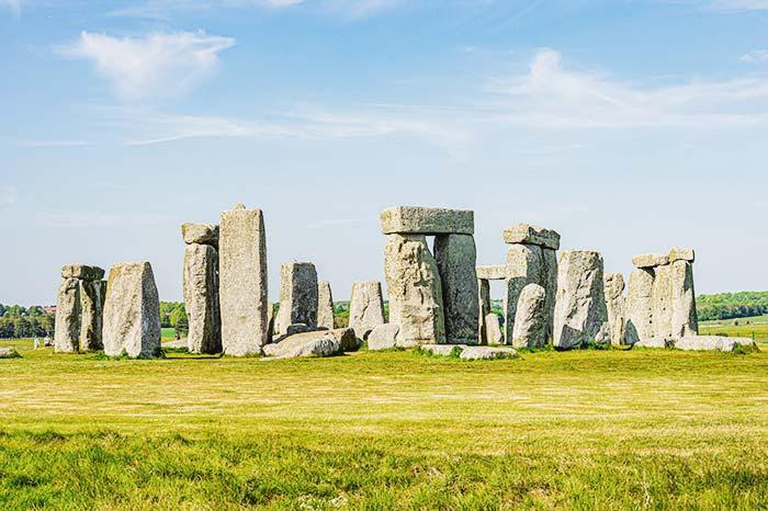 Stonehenge Ingalterra
