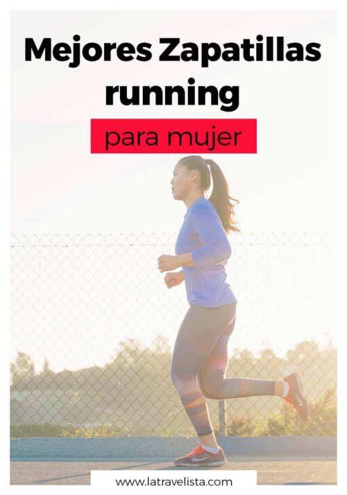 Mejores zapatillas running para chicas