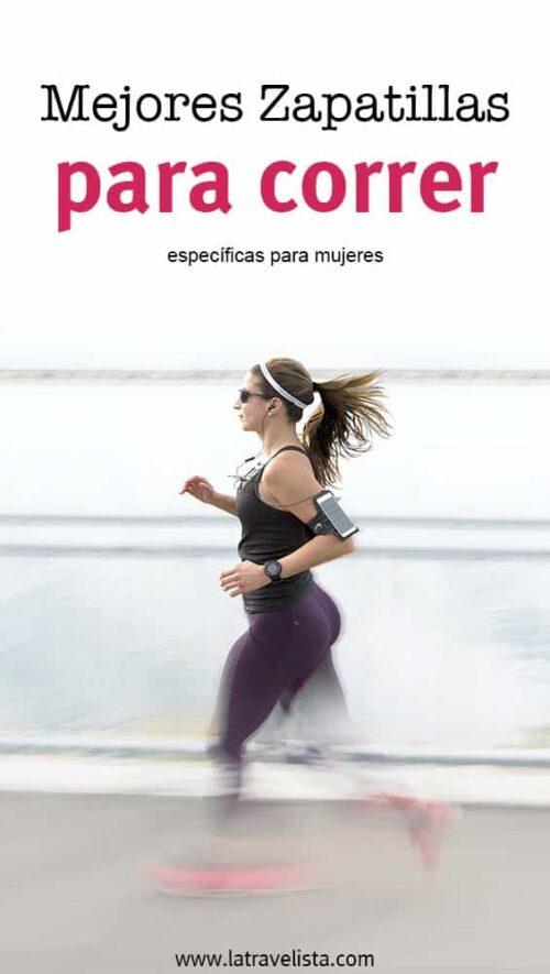 Mejores zapatillas para correr para mujeres