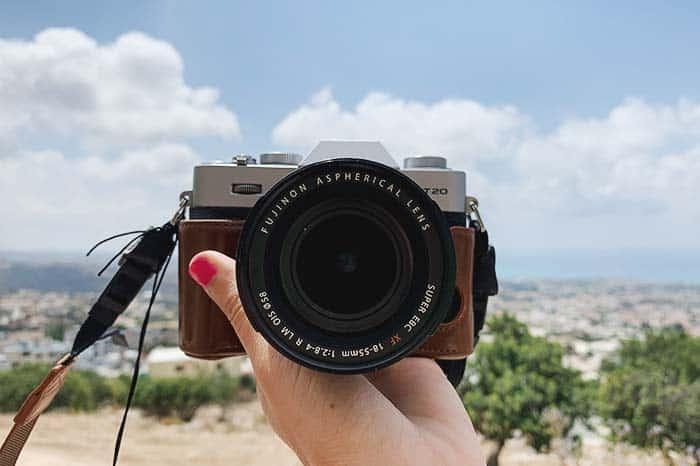 camara Fujifilm XT-20