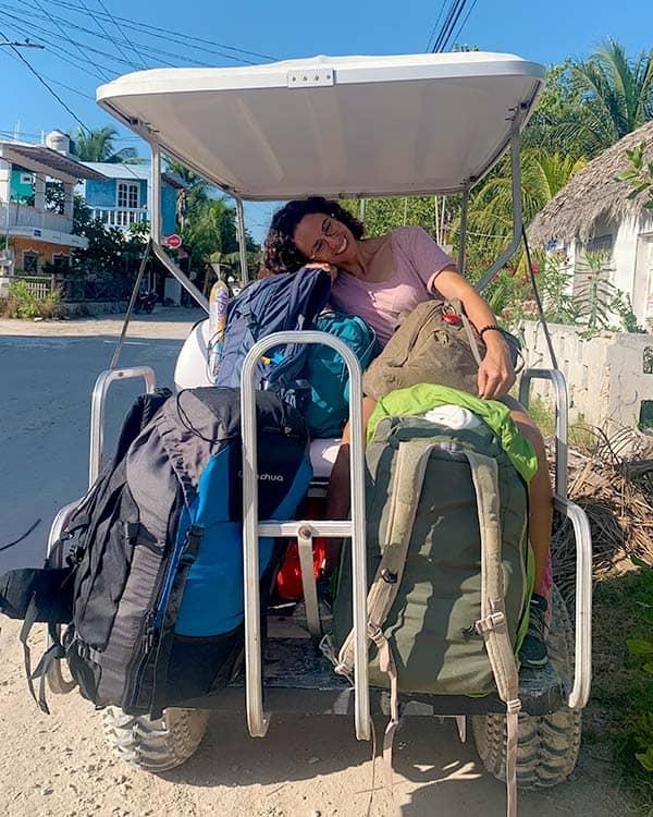 Seguro de viajes - perdida equipajes