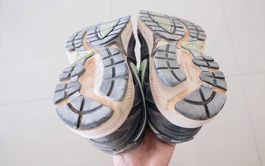 suela zapatillas running mujer