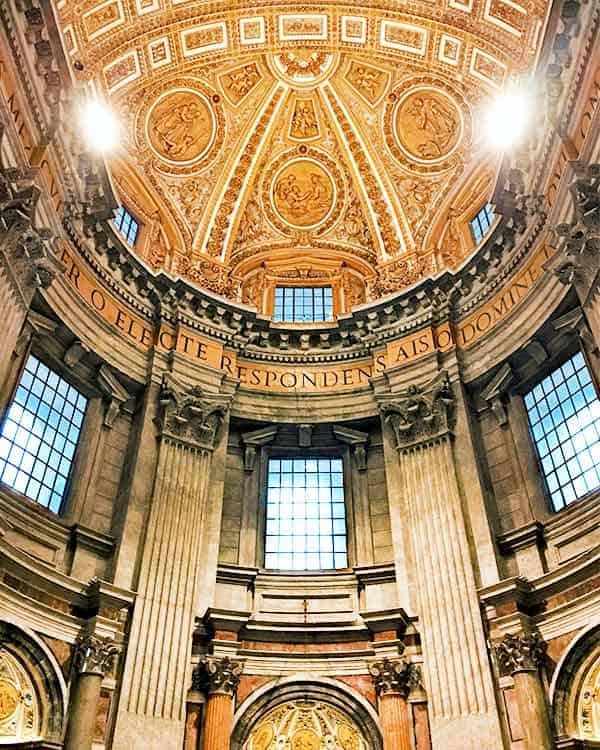Basílica San Pedro, Roma