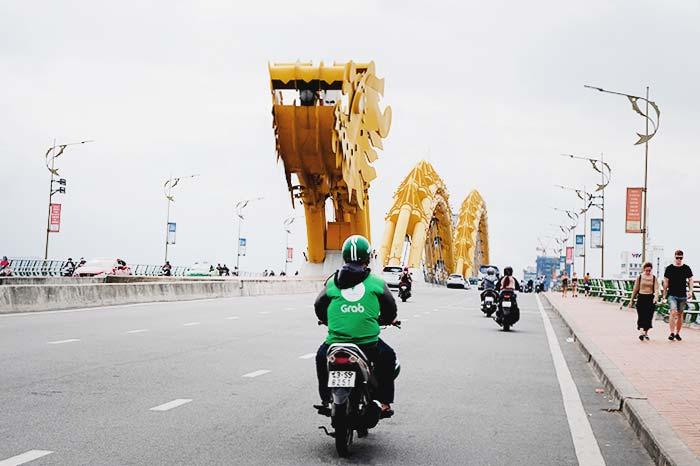 Utiliza Grab siempre que puedas en Vietnam