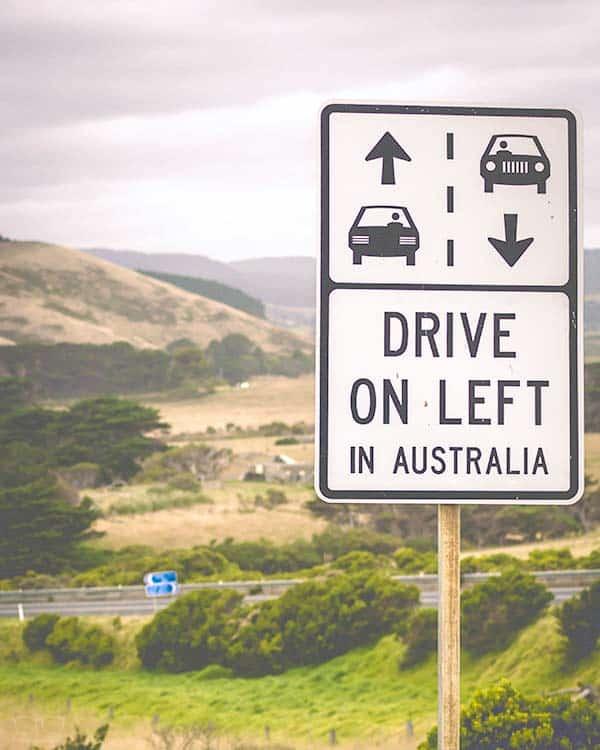 Australia en coche