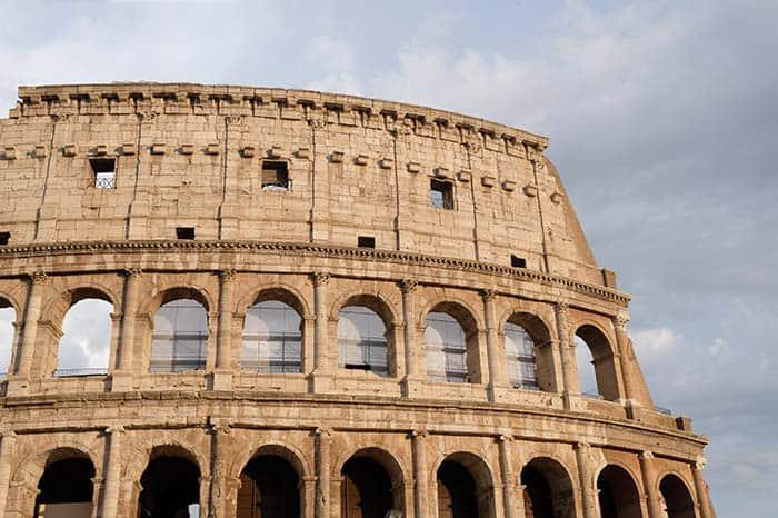 Visita el Coloseo, en Roma