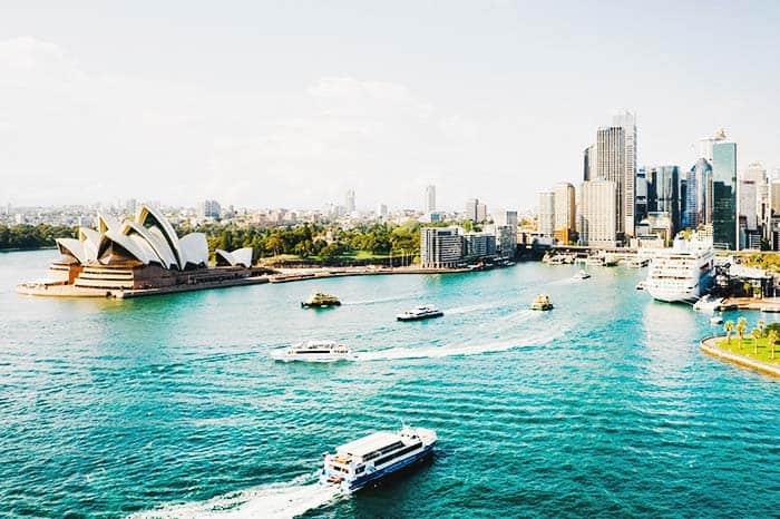 Qué ver en Sydney en 5 días