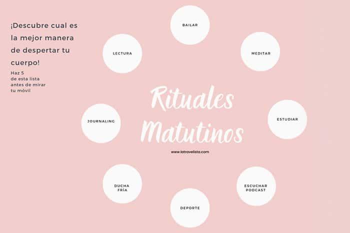 Rituales matutinos para mentes millonarias