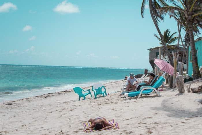 San Andrés Colombia, Playas