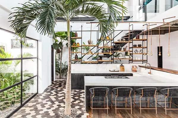 Decoración única villa Airbnb Lujo