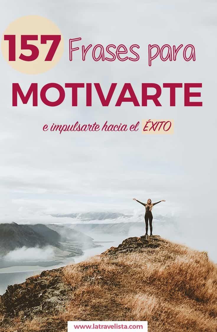 157 frases motivadoras para impulsarte hacia el éxito